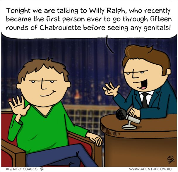 Chat chatroulette Most Popular