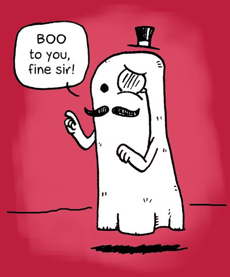 The Monocle ghost