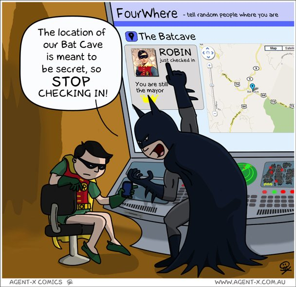 Batman is really just mad that he has not got the mayorship of the cave.