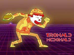 TRONald McDonald