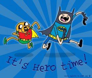 Bat-Finn & Jake