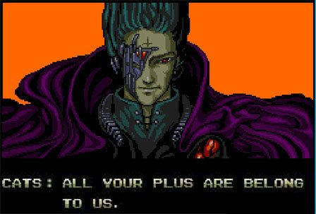 All Your Plus Are Belong To Us