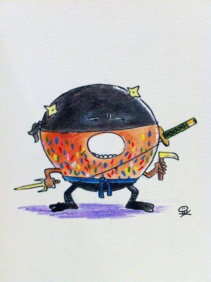 NINJA-Donut