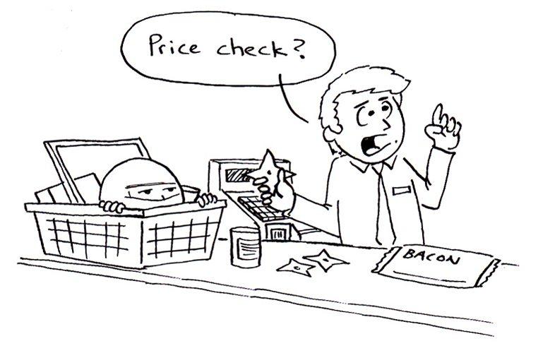 NINJA-pricecheck