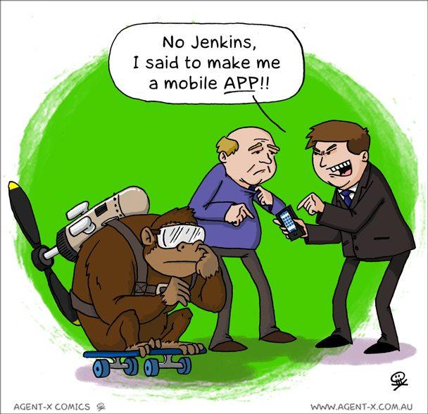 Mobile Ape